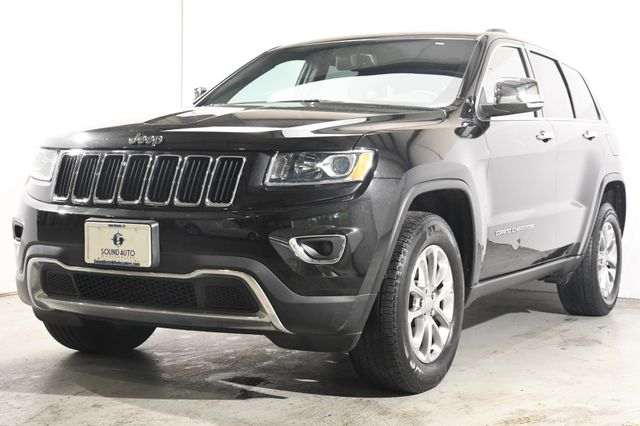 2015 Jeep Grand Cherokee Limited w/ Navigation/ Sunroof