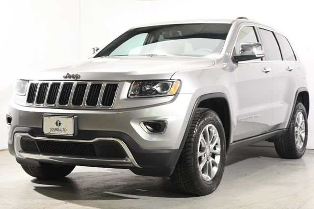 2015 Jeep Grand Cherokee Limited V8