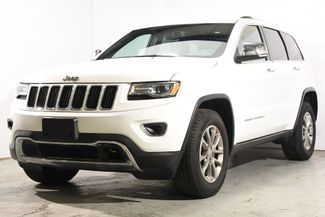 2015 Jeep Grand Cherokee Limited w/ Nav & Sunroof in Branford, CT 06405