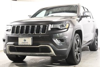 "2015 Jeep Grand Cherokee Limited w/ 20"" Wheels/ Nav/ Sunroof in Branford, CT 06405"