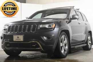 2015 Jeep Grand Cherokee Overland w/ Blind Spot/ Nav/ Safety Tech in Branford, CT 06405