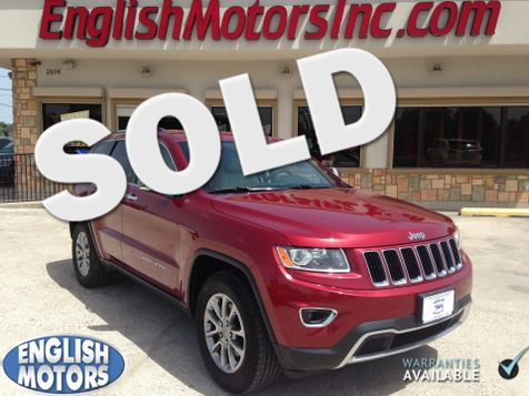 2015 Jeep Grand Cherokee Limited in Brownsville, TX