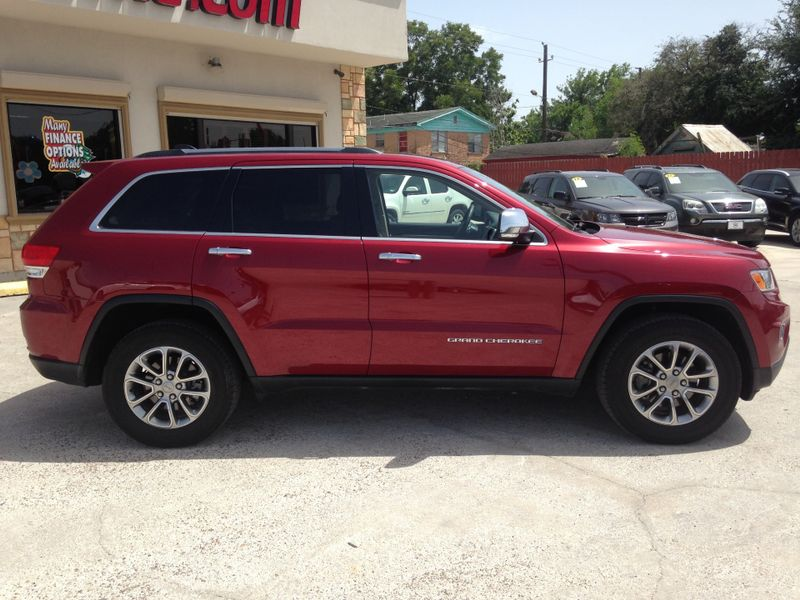 2015 Jeep Grand Cherokee Limited  Brownsville TX  English Motors  in Brownsville, TX