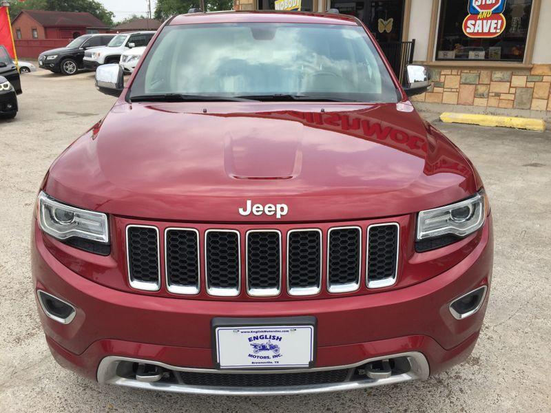 2015 Jeep Grand Cherokee Overland  Brownsville TX  English Motors  in Brownsville, TX