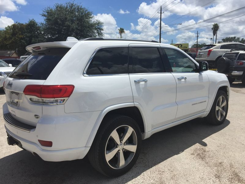 2015 Jeep Grand Cherokee Overland  Brownsville TX  English Motors  in Brownsville, TX