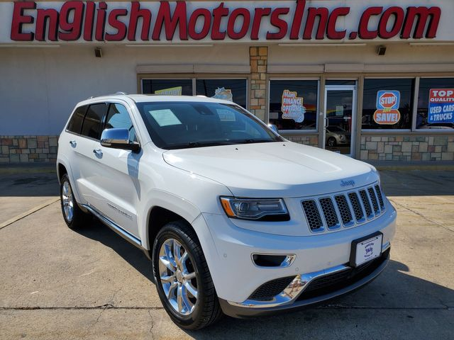 2015 Jeep Grand Cherokee Summit in Brownsville, TX 78521