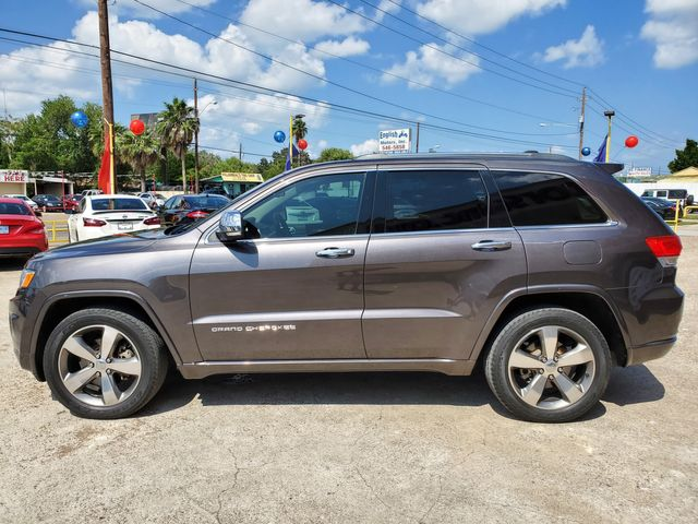 2015 Jeep Grand Cherokee Overland in Brownsville, TX 78521