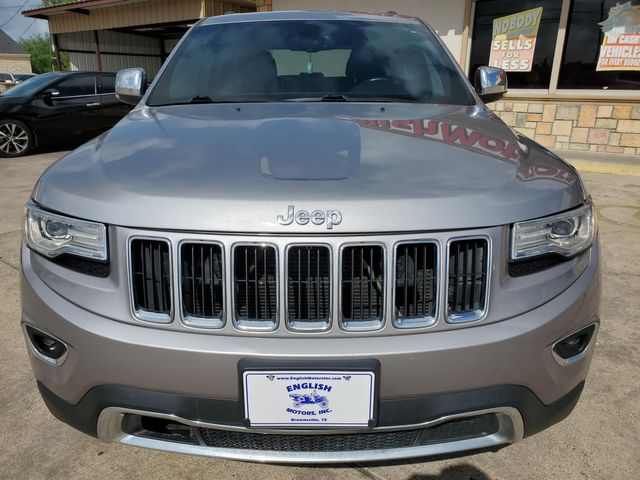2015 Jeep Grand Cherokee Limited in Brownsville, TX 78521