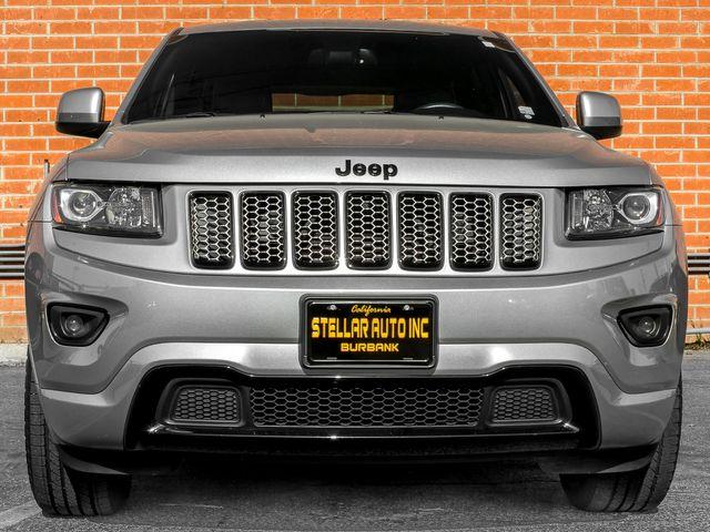 2015 Jeep Grand Cherokee Altitude Burbank, CA 2