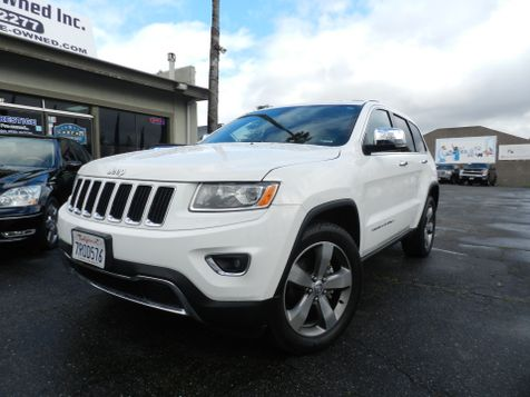 2015 Jeep GRAND CHEROKEE LIMITED  in Campbell, CA