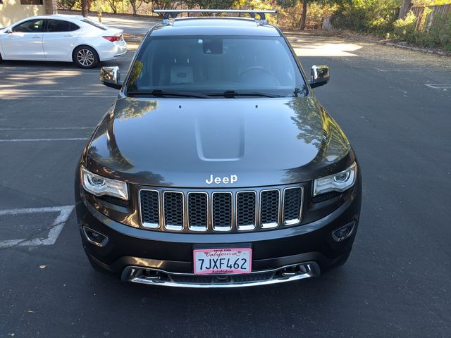2015 Jeep GRAND CHEROKEE OVERLAND ((**4X4..NAVI & BACK UP CAM**)) in Campbell, CA 95008