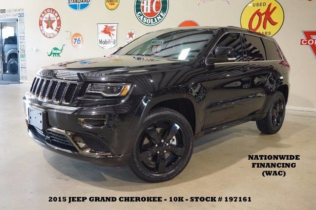 2015 Jeep Grand Cherokee High Altitude