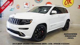 2015 Jeep Grand Cherokee SRT PANO ROOF,NAV,BACK-UP CAM,H/K SYS,BLK 20'S,... in Carrollton TX, 75006