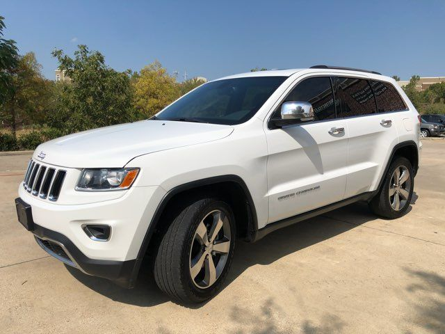 2015 Jeep Grand Cherokee Limited in Carrollton, TX 75006