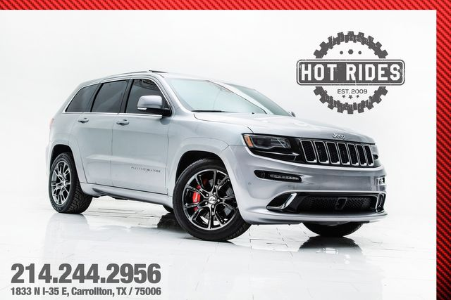 2015 Jeep Grand Cherokee SRT Supercharged