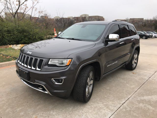 2015 Jeep Grand Cherokee Overland ONE OWNER in Carrollton, TX 75006