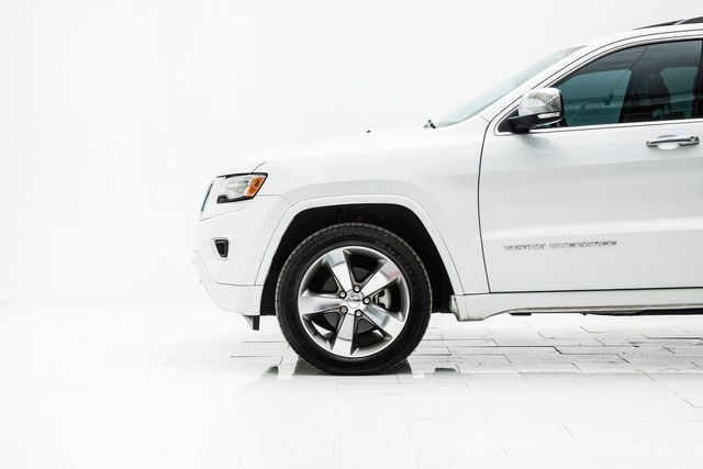 2015 Jeep Grand Cherokee Overland 4x4 in Carrollton, TX 75006