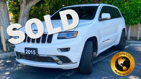 2015 Jeep Grand Cherokee High Altitude in cathedral city
