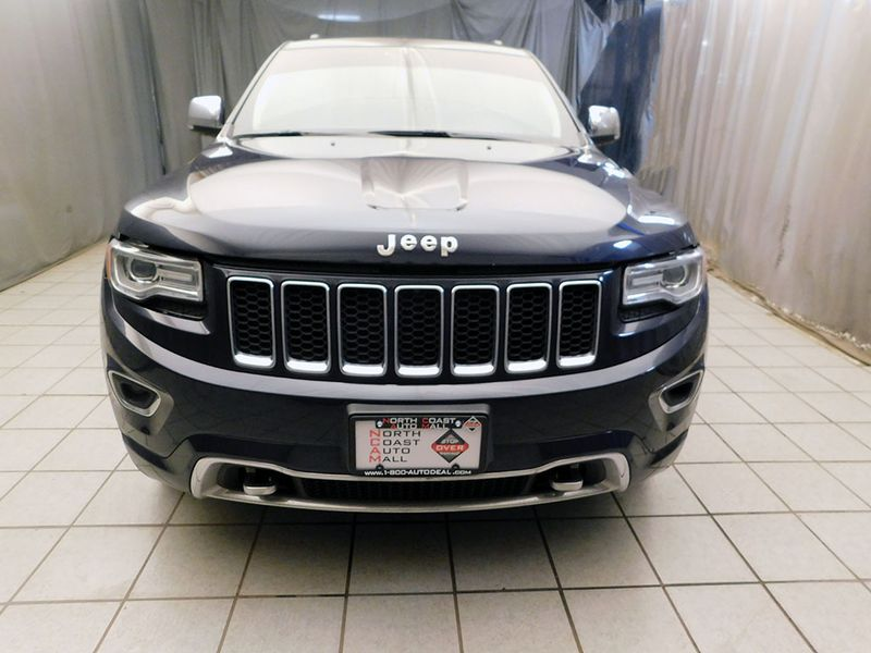 2015 Jeep Grand Cherokee Overland  city Ohio  North Coast Auto Mall of Cleveland  in Cleveland, Ohio