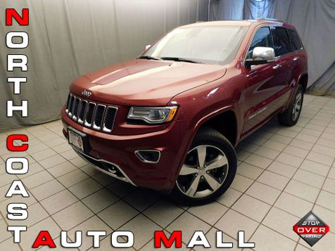 2015 Jeep Grand Cherokee Overland in Cleveland, Ohio