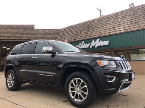 2015 Jeep Grand Cherokee Limited in Dickinson, ND