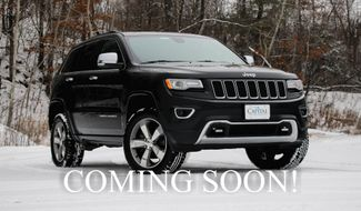 2015 Jeep Grand Cherokee Overland Clean Diesel 4x4 SUV in Eau Claire, Wisconsin