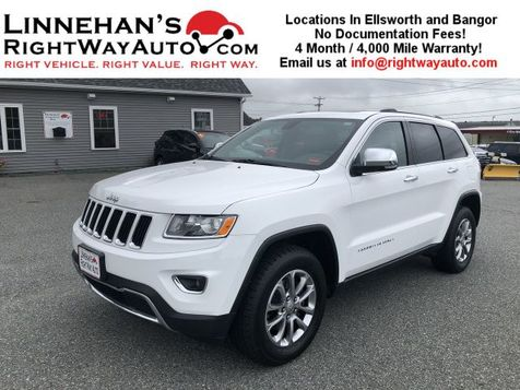 2015 Jeep Grand Cherokee Limited in Bangor