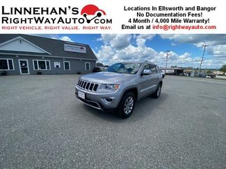 2015 Jeep Grand Cherokee Limited in Bangor, ME 04401