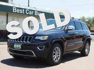 2015 Jeep Grand Cherokee Limited Englewood, CO