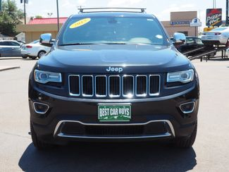 2015 Jeep Grand Cherokee Limited Englewood, CO 1