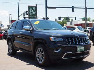 2015 Jeep Grand Cherokee Limited Englewood, CO 2