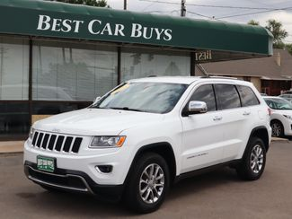2015 Jeep Grand Cherokee Limited in Englewood, CO 80113