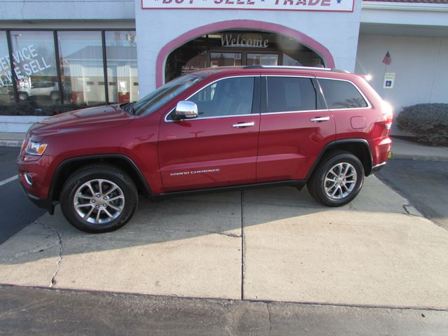 2015 Jeep Grand Cherokee Limited 4WD *SOLD