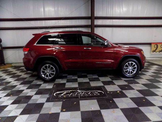 2015 Jeep Grand Cherokee Limited in Gonzales, Louisiana 70737