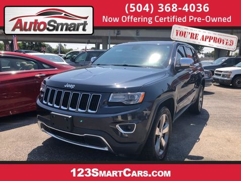 2015 Jeep Grand Cherokee Limited in Gretna, LA