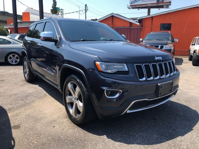 2015 Jeep Grand Cherokee Limited  city LA  AutoSmart  in Gretna, LA