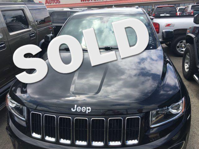 2015 Jeep Grand Cherokee Laredo - John Gibson Auto Sales Hot Springs in Hot Springs Arkansas