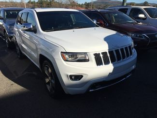 2015 Jeep Grand Cherokee Overland - John Gibson Auto Sales Hot Springs in Hot Springs Arkansas