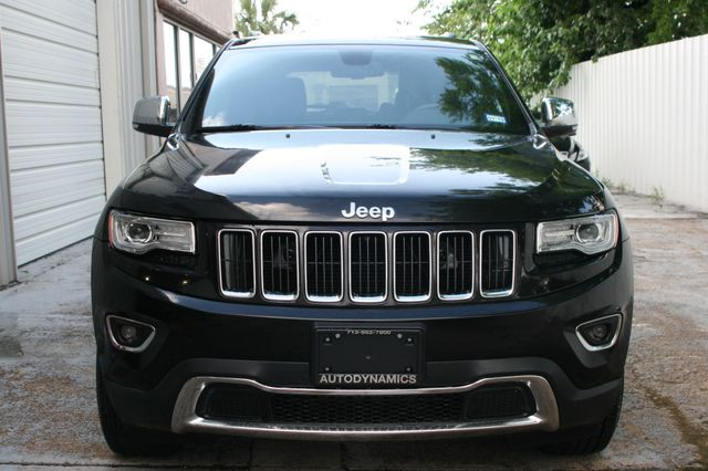 2015 Jeep Grand Cherokee Limited Houston, Texas 0