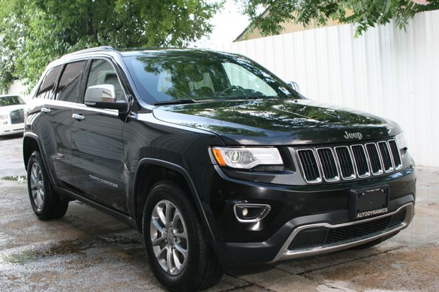 2015 Jeep Grand Cherokee Limited Houston, Texas 1