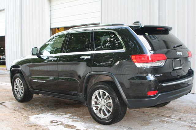2015 Jeep Grand Cherokee Limited Houston, Texas 3