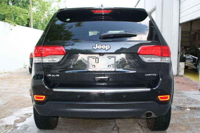 2015 Jeep Grand Cherokee Limited Houston, Texas 4