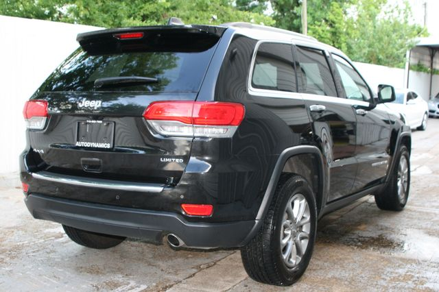 2015 Jeep Grand Cherokee Limited Houston, Texas 5