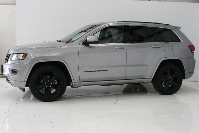 2015 Jeep Grand Cherokee Altitude Houston, Texas 2