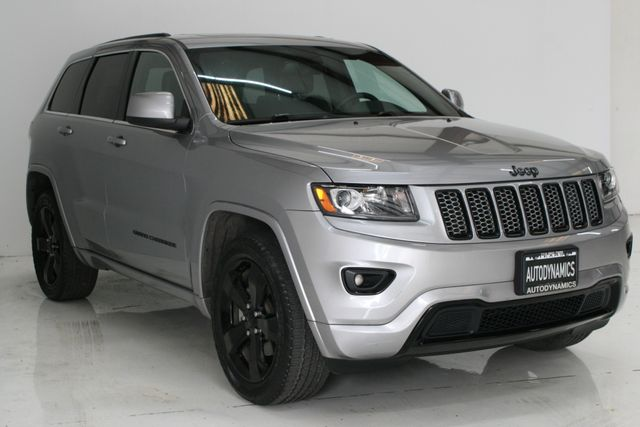 2015 Jeep Grand Cherokee Altitude Houston, Texas 3