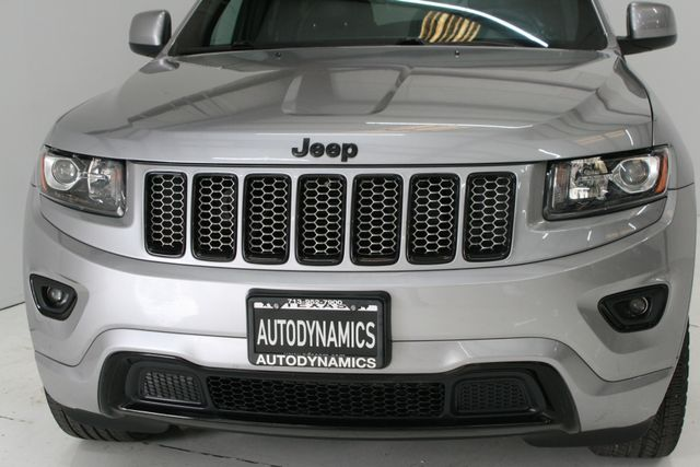 2015 Jeep Grand Cherokee Altitude Houston, Texas 4