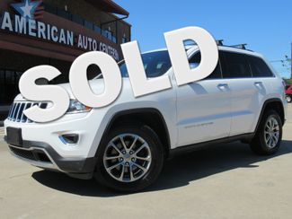 2015 Jeep Grand Cherokee Limited 4WD | Houston, TX | American Auto Centers in Houston TX