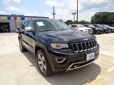 2015 Jeep Grand Cherokee Overland in Houston