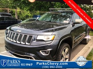 2015 Jeep Grand Cherokee Overland in Kernersville, NC 27284