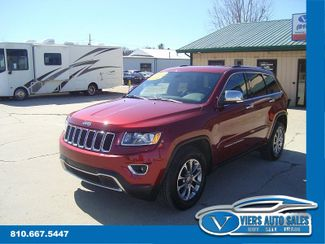 2015 Jeep Grand Cherokee Limited 4WD in Lapeer, MI 48446